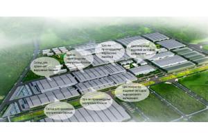 Новый этап в развитии HISENSE. Открыт индустриальный парк в округе Цзянмынь (Jiangmen), Китай