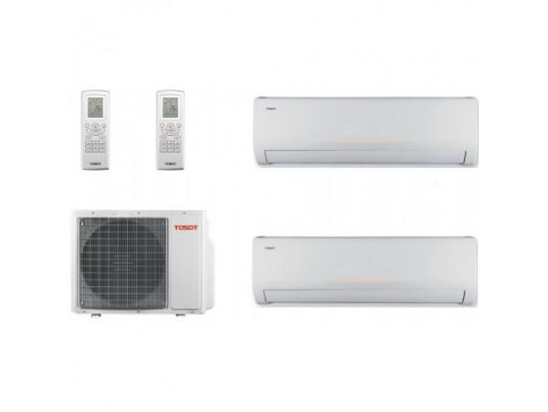 Мульти-сплит система Tosot T07H-STEu/I / T14H-FM4/O