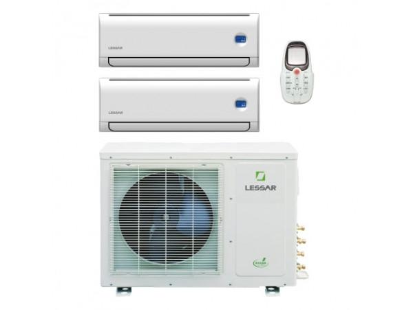 Мульти-сплит система Lessar LS-2H09KFA2/LS-2H12KFA2/LU-2H21KFA2
