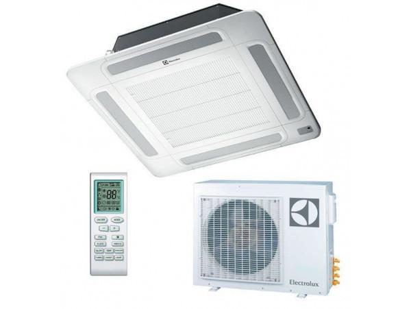 Кондиционер кассетный Electrolux EACС-18H/UP2/N3/EACO-18H/UP2/N3